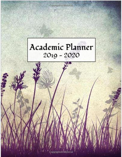 2019-2020 student academic planner