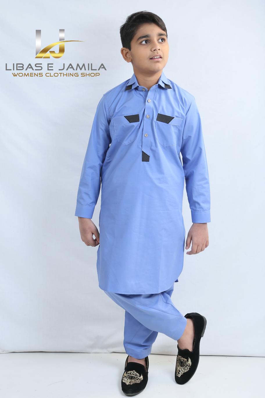 Best Quality Boys Shalwar Kameez for your Little Ones