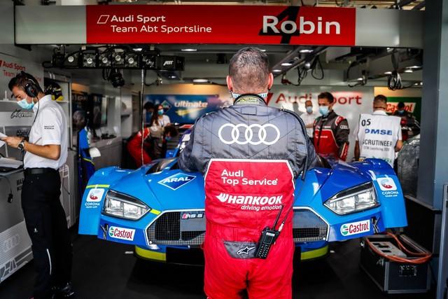 DTM – René Rast remporte le podium Audi au Lausitzring A204766-medium