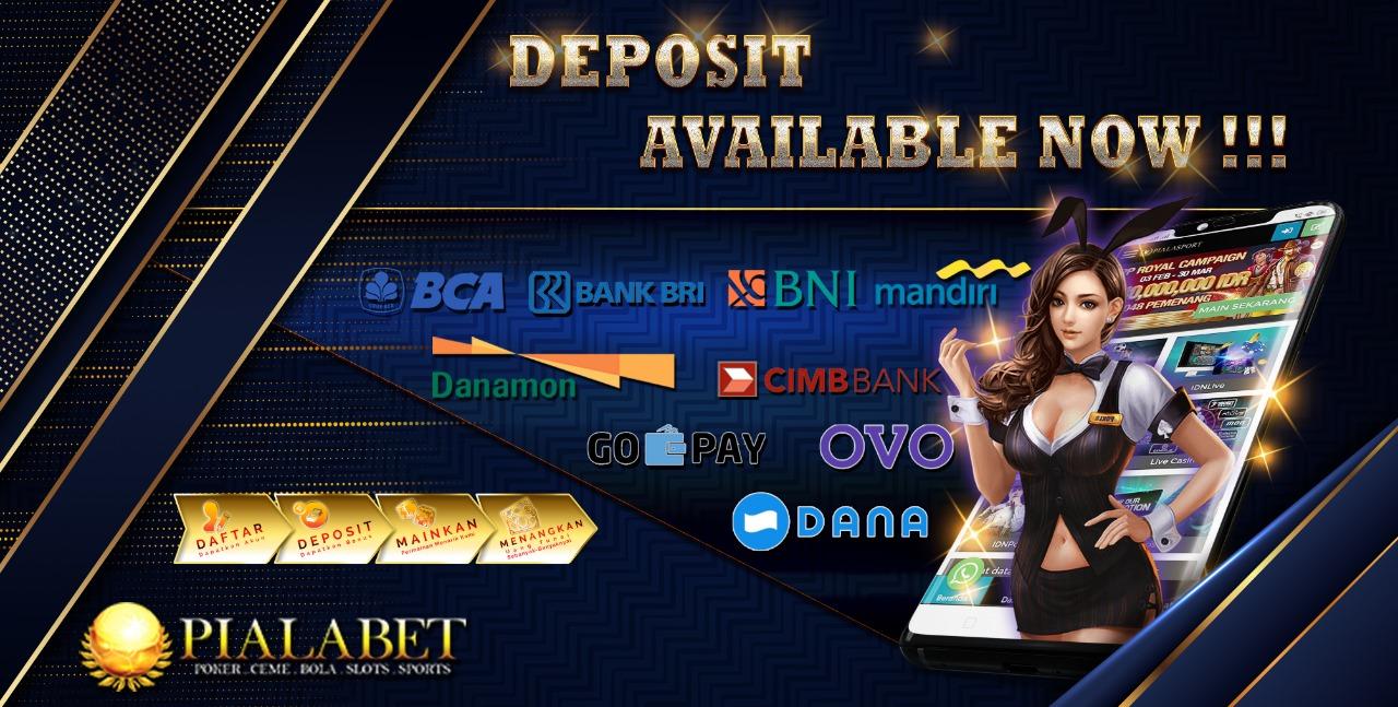 Deposit Pialabet