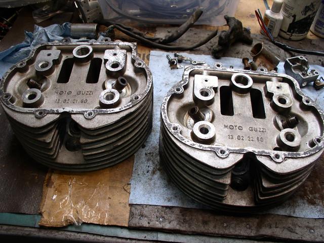 V7 Sport engine teardown 5