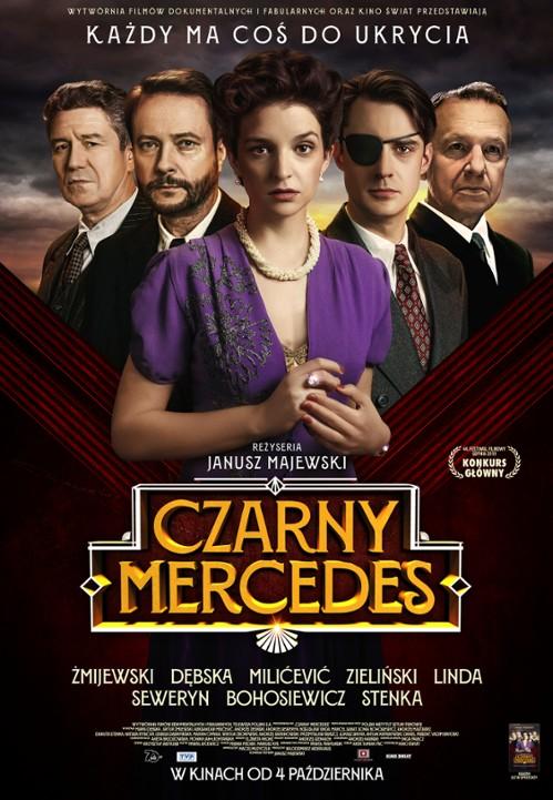 Czarny Mercedes (2019) PL.480p.WEB-DL.XViD.AC3-MORS / Film Polski