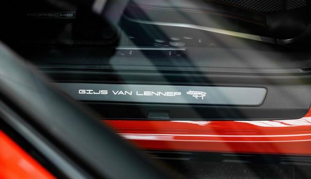 Célébrer une icône néerlandaise de la course automobile: la 911 unique avec l'empreinte digitale de Gijs van Lennep Pro-Res-Porsche-911-Gijs-van-Lennep6