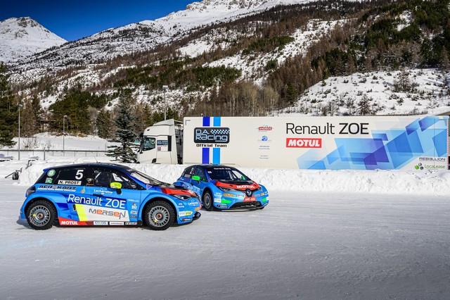 L'heure De La Comfirmation Pour ZOE Glace Et Les Pilotes Du Team Da Racing-Renault-Motul 2020-ZOE-GLACE-e-TROPHEE-Andros-Team-D-A-Racing-Renault-Motul-3