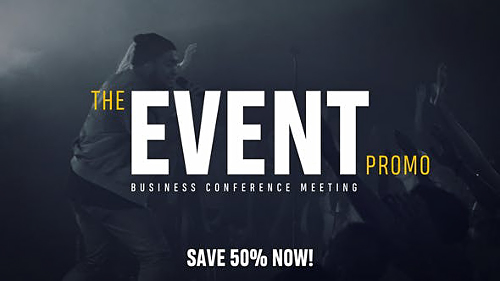 Business Event Promo 27543581 - Project for After Effects (Videohive)