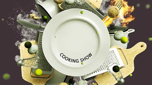 Cooking Show 25195310 - Project for After Effects (Videohive)