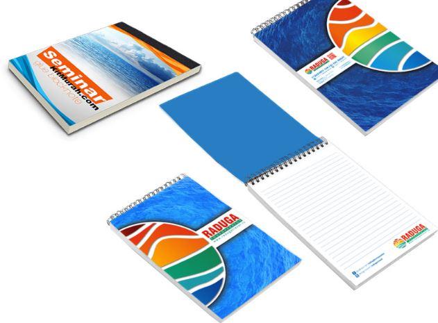 Harga Cetak Buku Agenda Batik