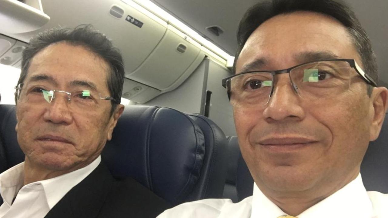 Jaime Yoshiyama ya está en el Perú: