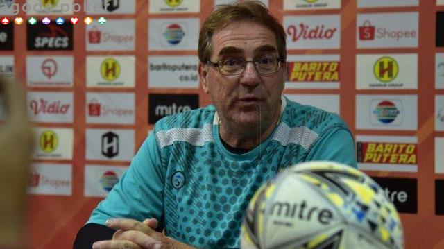 Hasil Liga 1 2019, Taklukkan Kalteng Putra, Pelatih Persib Tegaskan Timnya Layak Menang