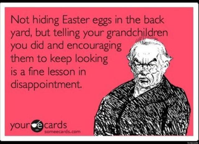Easter memes