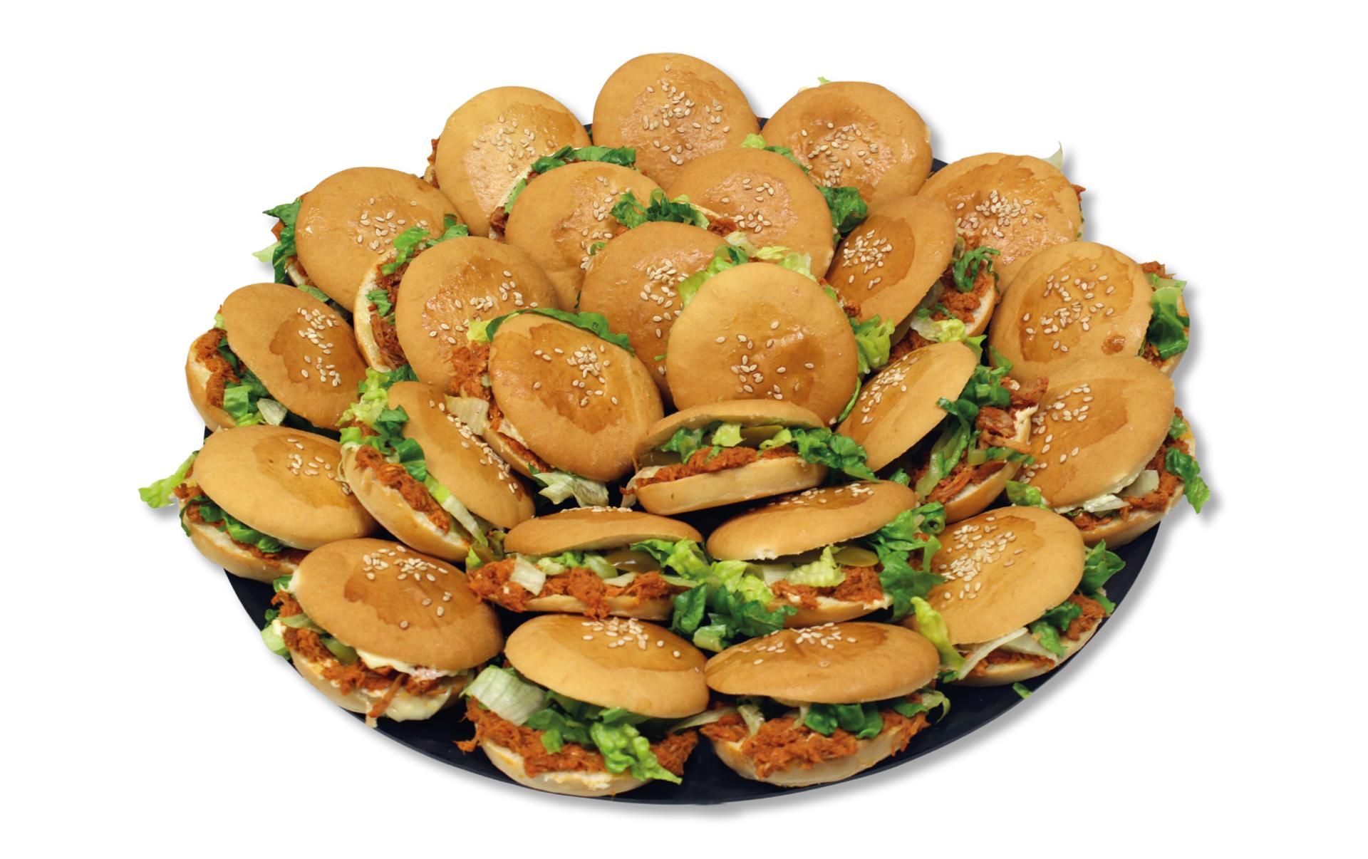 Charola de Tortitas