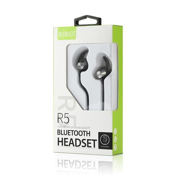 HEADSET ROBOT R5