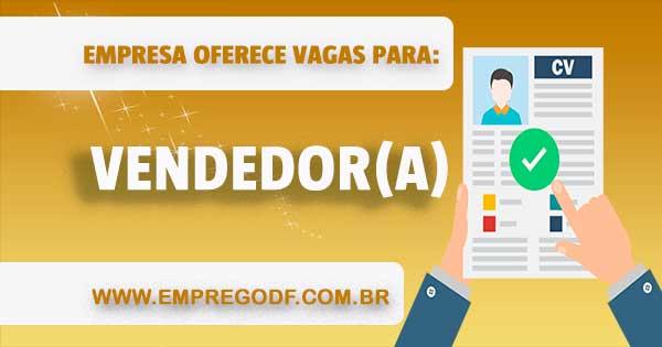 VENDEDOR(A) EXTERNO