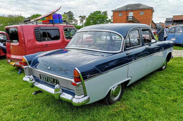 Taken at the 16th May 2019 Motors at MK Museum show.