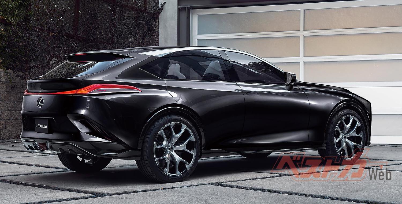 2021 Lexus LF 4