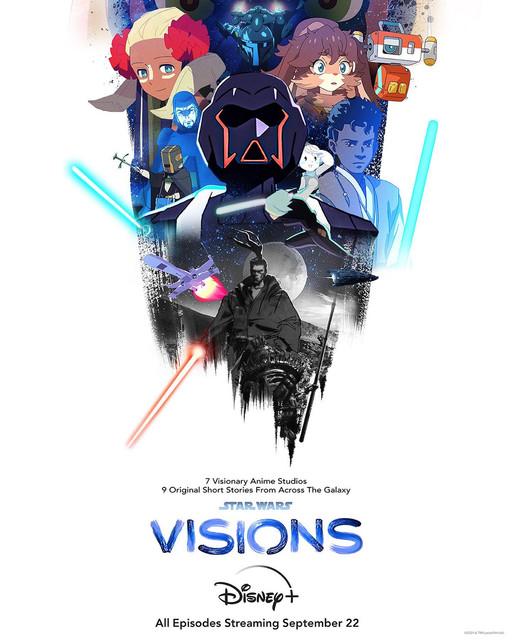 Star Wars : Visions [Cartoons Lucasfilm - 2021]   3