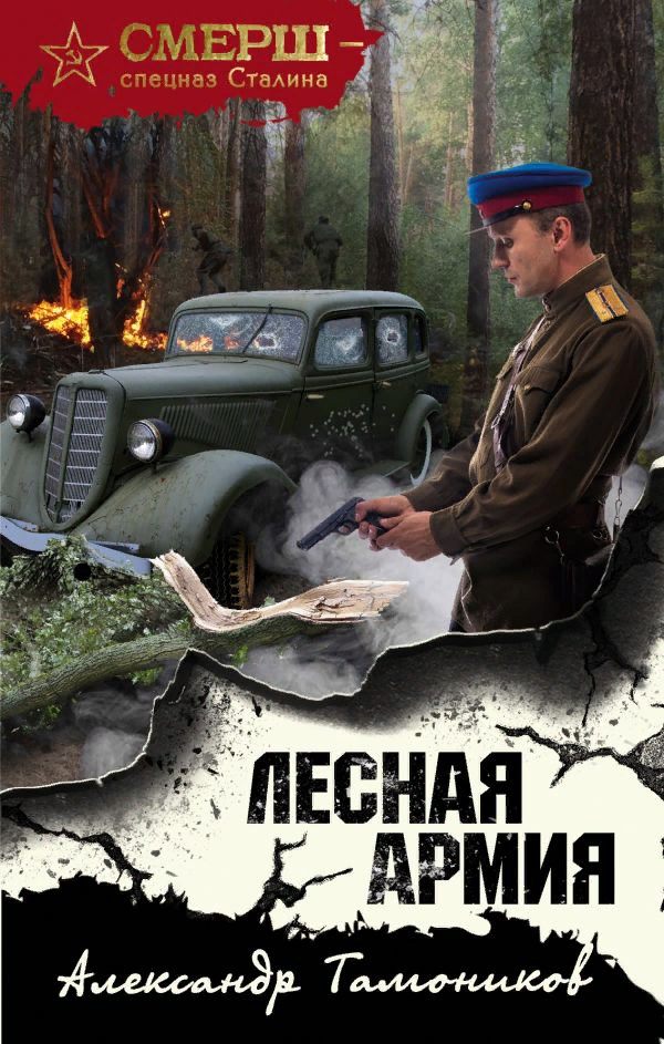 Лесная армия. Александр Тамоников