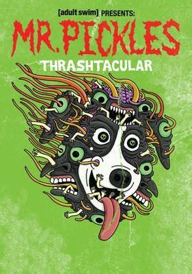Mr. Pickles: Temporadas 2