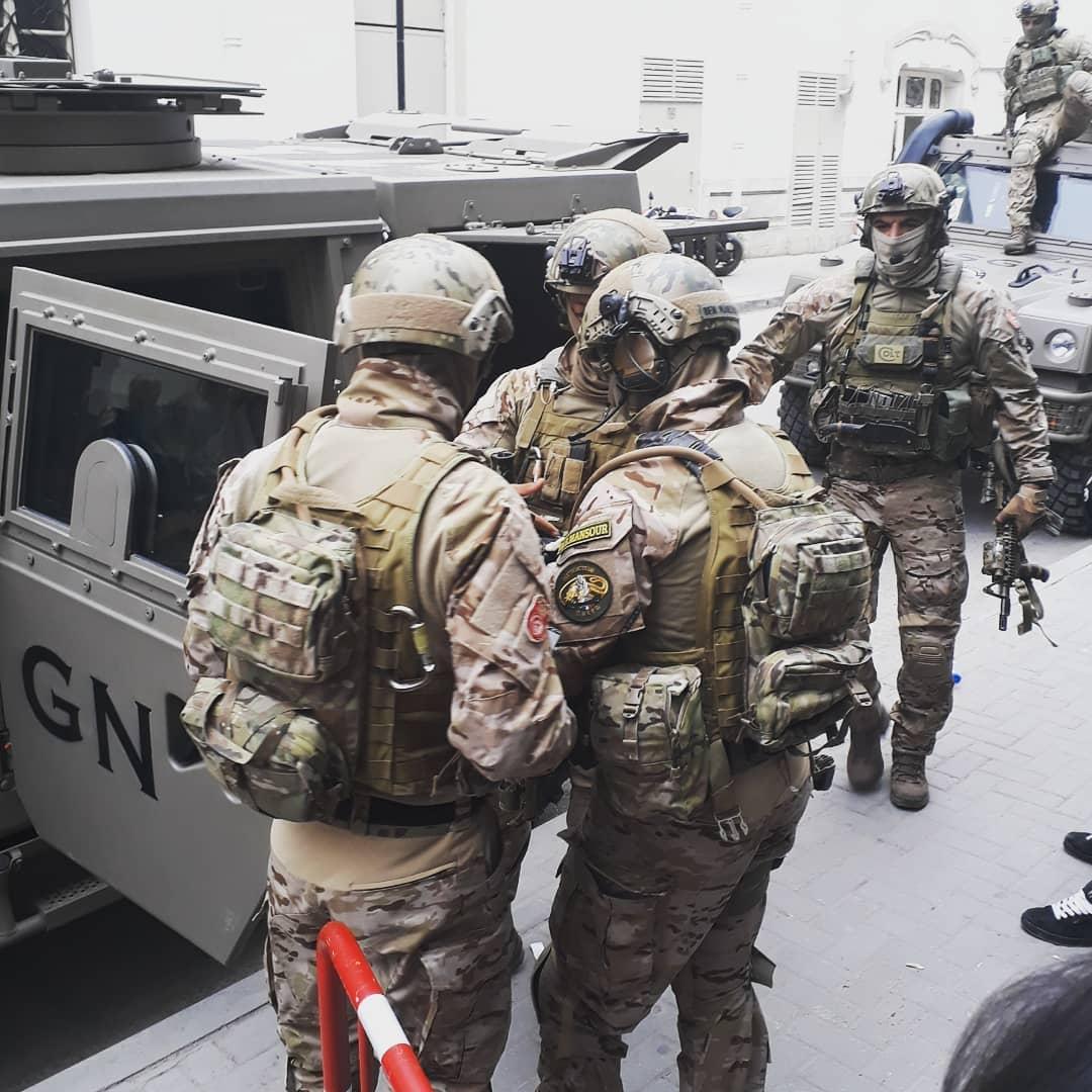 Armée Tunisienne / Tunisian Armed Forces / القوات المسلحة التونسية - Page 16 54447032-131459421323413-3407357467101792650-n