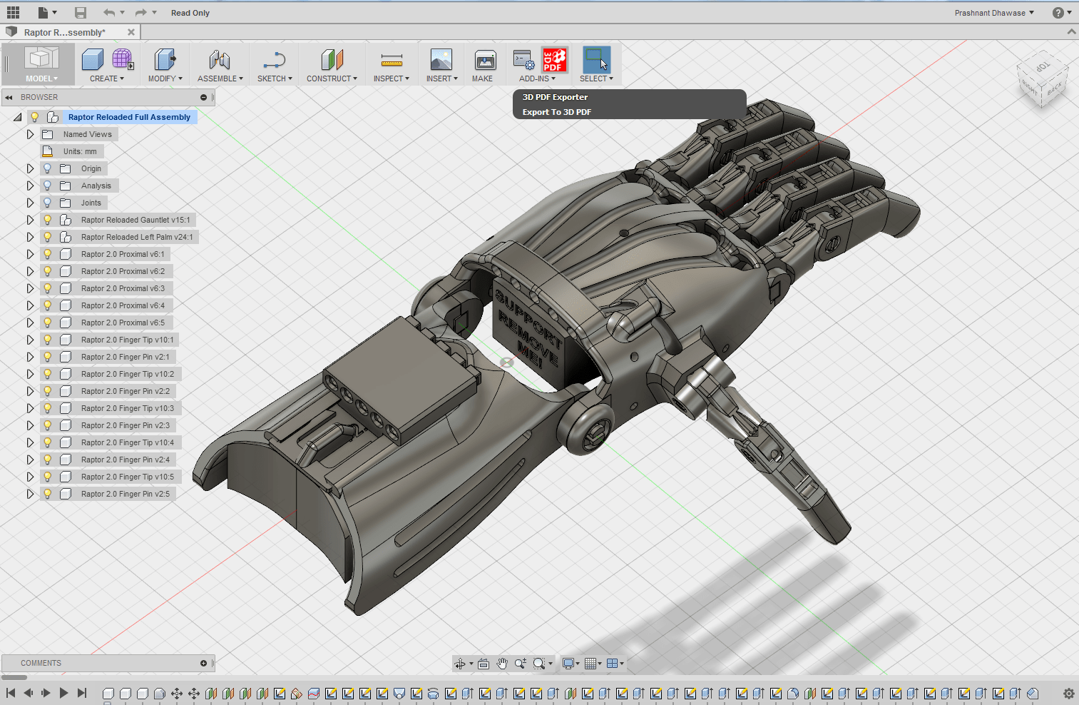 Autodesk Fusion 360 - 2021 Best Free 3D Printing Software