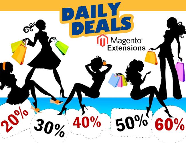 daily deals magento