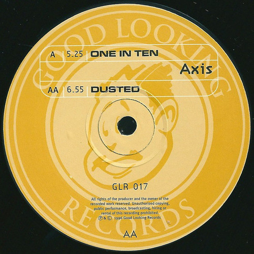 Download Axis - One In Ten / Dusted mp3
