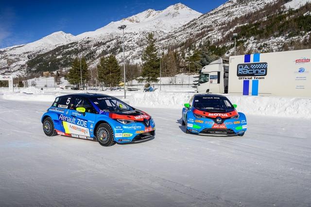L'heure De La Comfirmation Pour ZOE Glace Et Les Pilotes Du Team Da Racing-Renault-Motul 2020-ZOE-GLACE-e-TROPHEE-Andros-Team-D-A-Racing-Renault-Motul-21