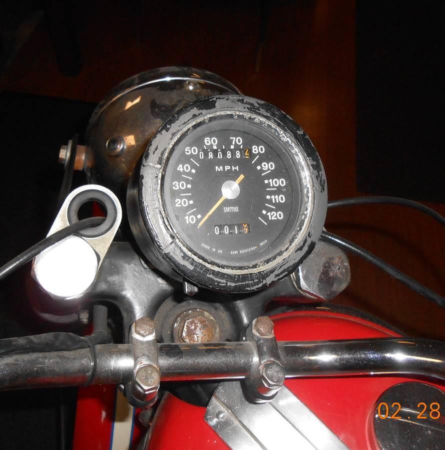 1968-1970 Triumph Trophy 250 - TU250 Riders