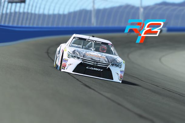 VRC NASCAR 2020 - Round 6 - Fontana