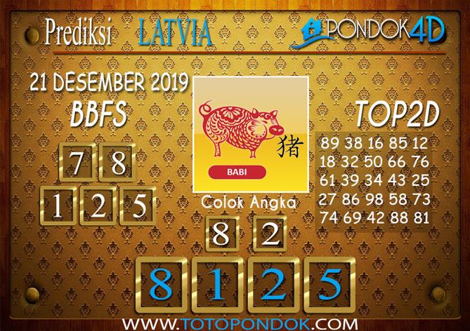 Prediksi Togel LATVIA POOLS PONDOK4D 21 DESEMBER 2019