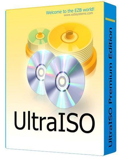 UltraISO Premium Edition 9.7.3.3629 (DC 17.07.2020) RePack & Portable by elchupacabra (Ru/Ml)
