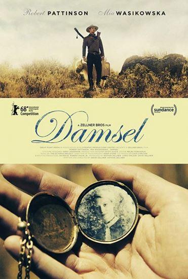 Damulka / Damsel (2018) PL.WEB-DL.XviD-KiT   Lektor PL