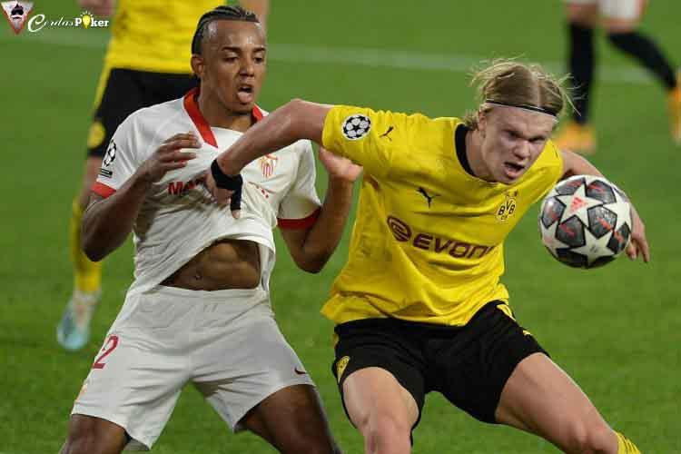 CEO Dortmund Sebut Haaland Belum Layak Dapat Gaji Selangit