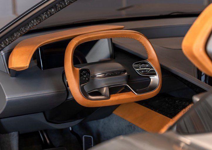 Karma SC2 Coupe Concept (Los Angeles 2019) 15