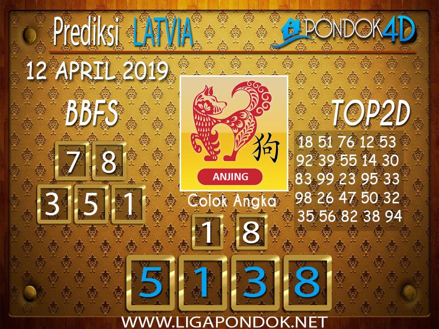 Prediksi Togel LATVIA PONDOK4D 12 APRIL 2019
