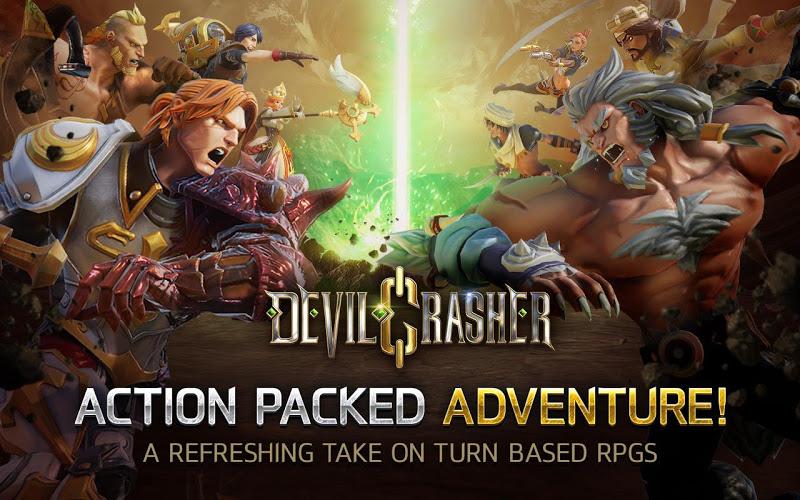 Devil Crasher (MOD, Attack Multiplier)