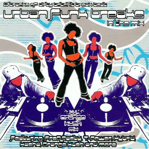 VA - Urban Funk Breaks