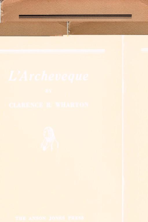 L'Archeveque, Wharton, Clarence R.