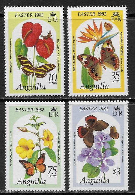 Blumen Anguilla 478