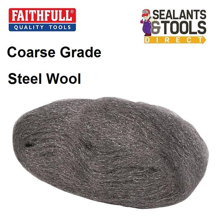 Faithfull-Coarse-Grade-Steel-Wool-FAIASW12-C