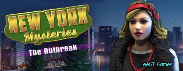 New York Mysteries 4: The Outbreak [Beta Version]
