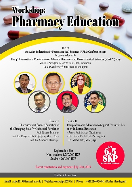 20190712-Wokshop-Pharmacy-Education-dari-Pak-Noffendri-Resize
