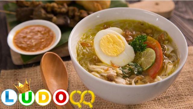 Soto Ayam Masuk Dalam Daftar Sup Terbaik di Dunia