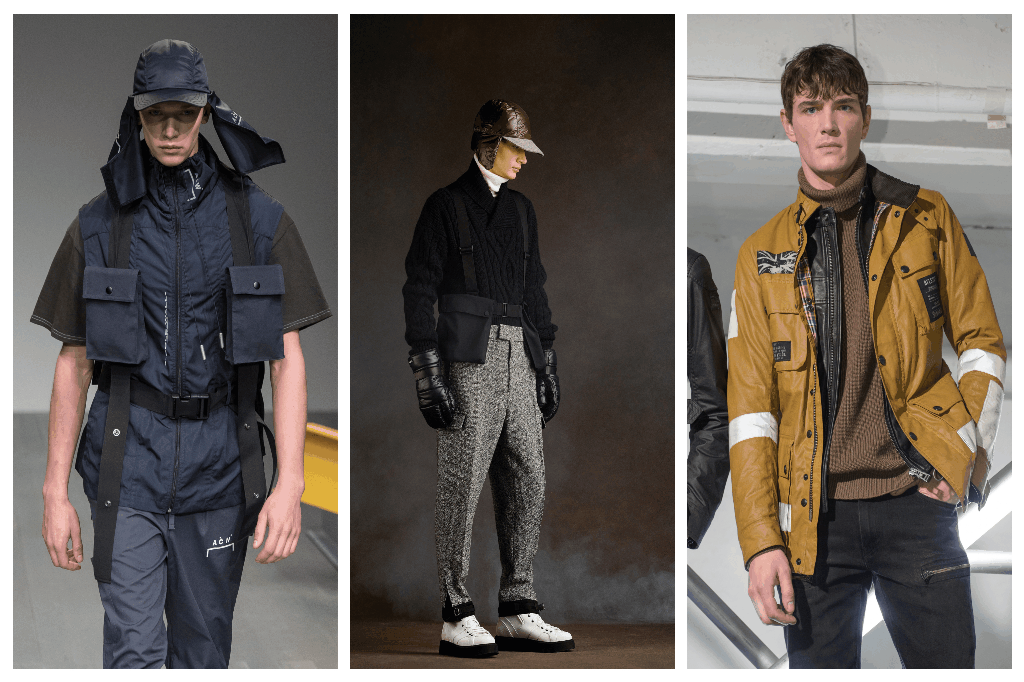mens fashion Mode