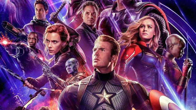 Review Avenger Endgame 2019