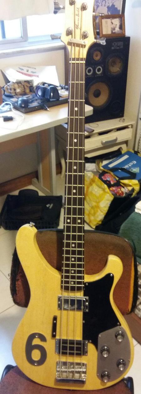 Instrumentos Bertola B1