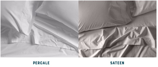 PERCALE VS SATEEN – WHICH ONE IS BETTER