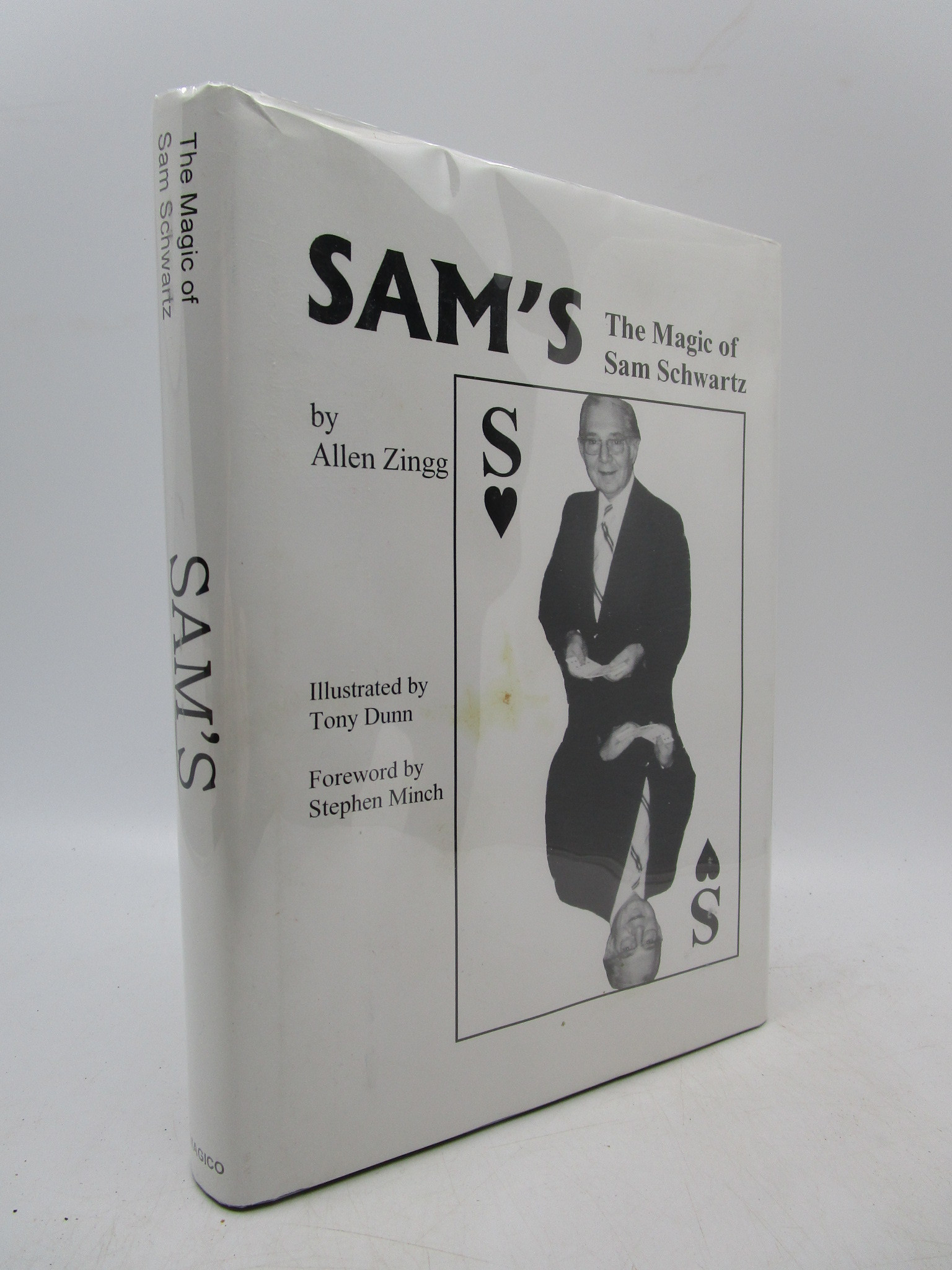 Image for SAM'S: An Encyclopedia of the Magic of Sam Schwartz (Volume 1) First Edition