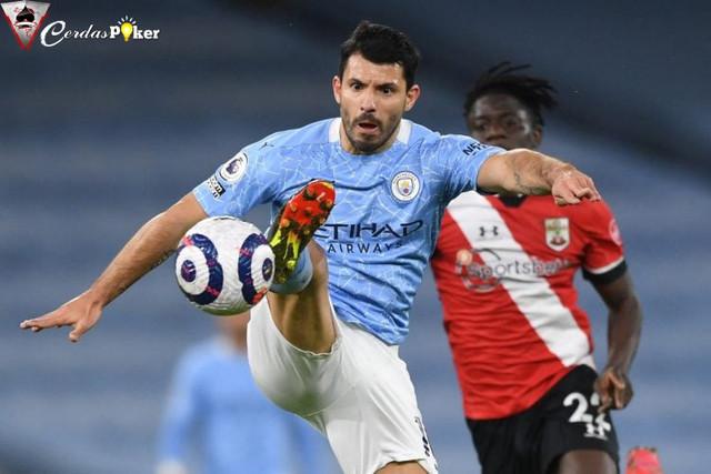 Manchester City Diprediksi Susah Mencari Pengganti Sergio Aguero