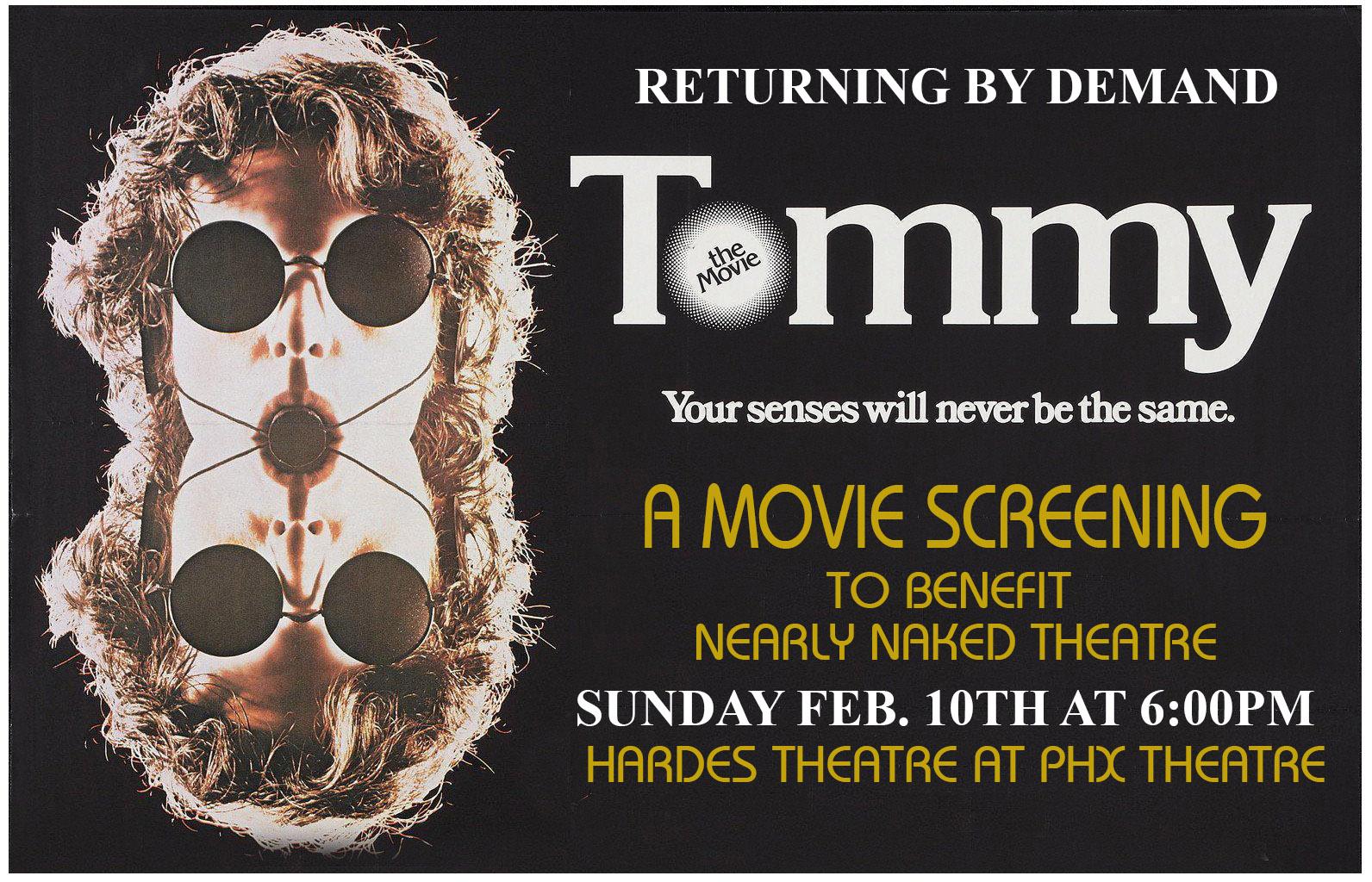 Tommy NNT Movie Screening